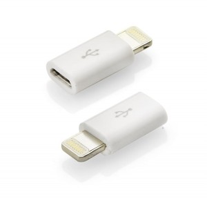 Adapter micro USB iP5
